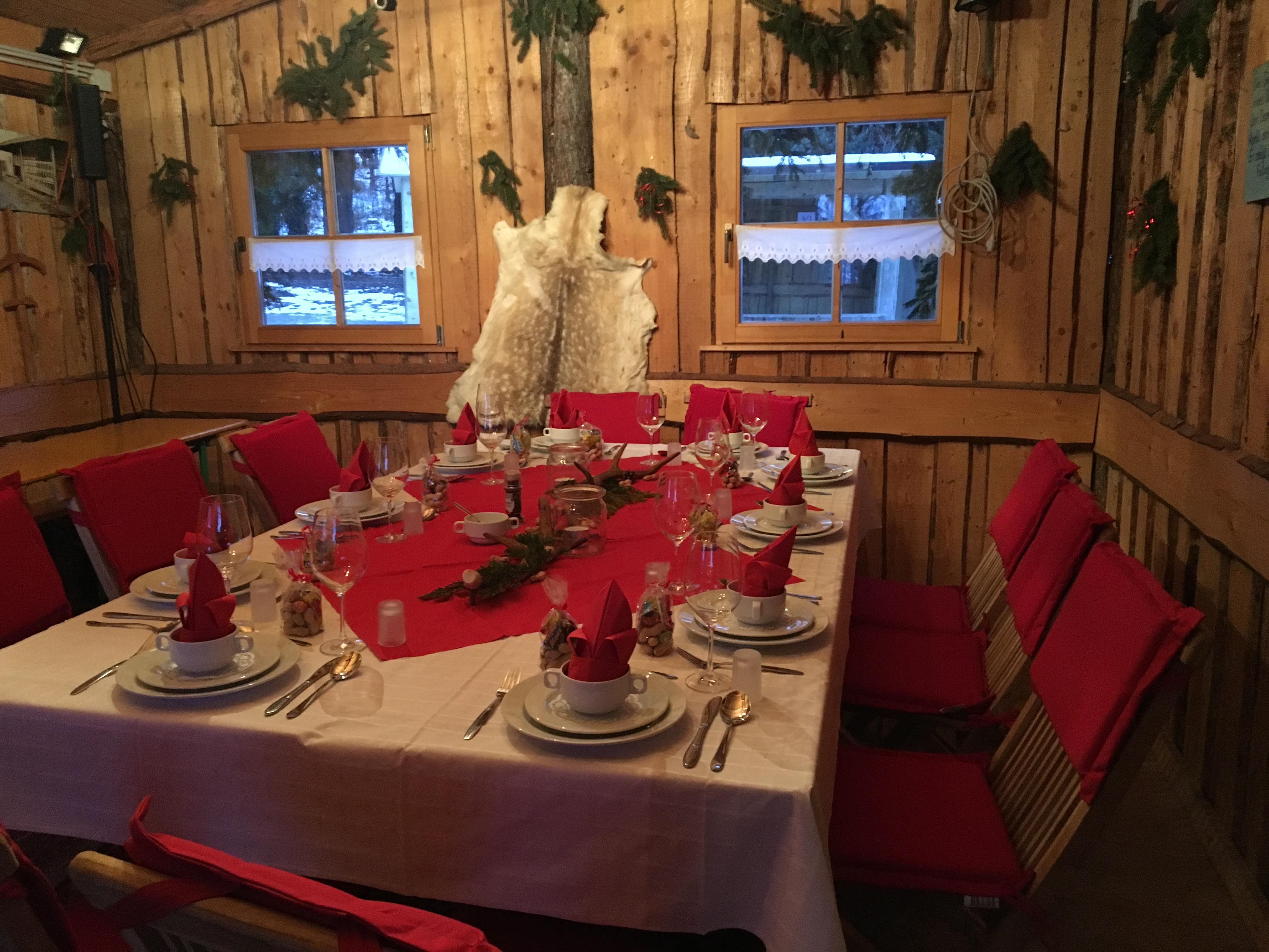 Die Perfekte Weihnachtsfeier.Türkenfelder Bergweihnacht Ihre Weihnachtsfeier Etwas Ganz